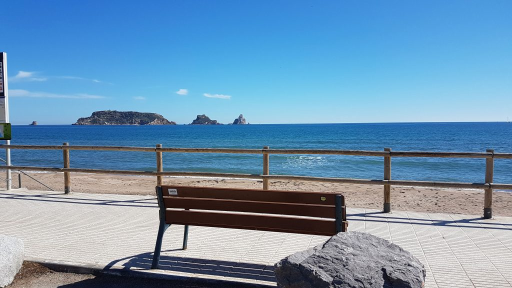playa griells paseo maritimo