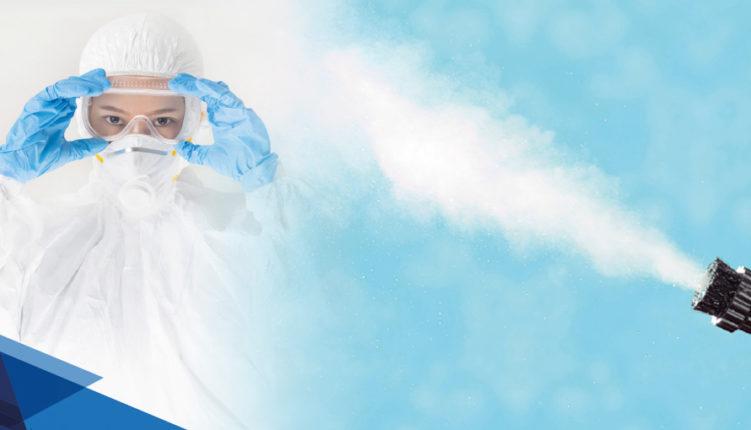 Desinfección al vapor
